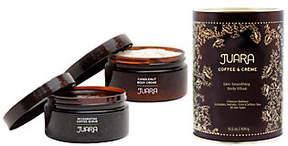 Juara Coffee & Creme Skin Smoothing Ritual Set