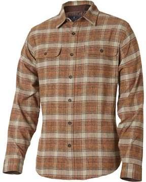 Royal Robbins Performance Flannel Long Sleeve Overshirt (Men's)