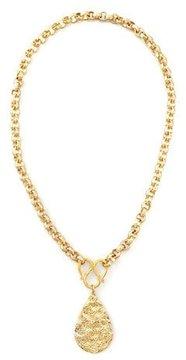 Devon Leigh Teardrop Pendant Necklace