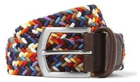 Andersons Anderson's Multi Color Woven Belt