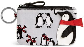 Vera Bradley Novelty Zip ID Case - PLAYFUL PENGUINS - STYLE
