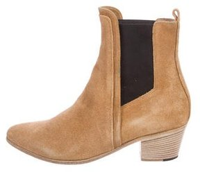 IRO Kate Suede Ankle Boots