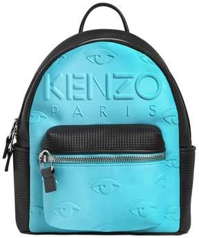 Kombo Neoprene & Leather Backpack