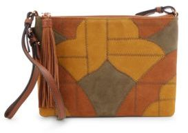 Kelly Patchwork Leather Crossbody Bag