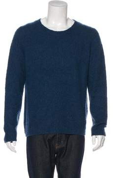 Hermes Cashmere & Silk-Blend Crew Neck Sweater