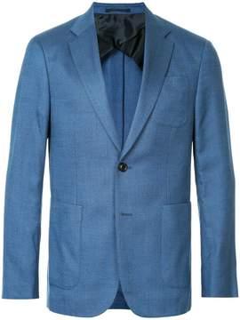 Cerruti tonal striped blazer