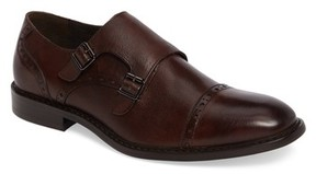 English Laundry Men's Debden Double Monk Strap Shoe