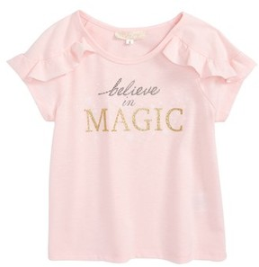 Truly Me Toddler Girl's Believe In Magic Graphic Tee