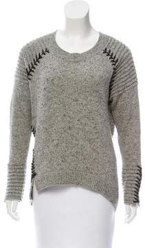 Generation Love Oversize Tie-Up Sweater