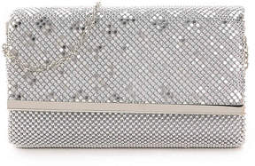 La Regale Metal Mesh Clutch - Women's