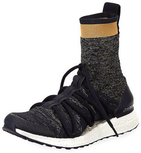 adidas by Stella McCartney Ultraboost Tall Lace-Up Sock Sneaker
