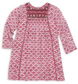 Roberta Roller Rabbit Toddler's, Little Girl's & Girl's Pia Cotton Dress