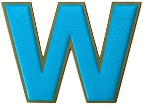 Anya Hindmarch 'W' sticker