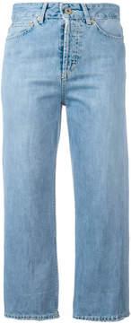 Dondup Shocking cropped jeans