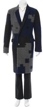 3.1 Phillip Lim Double-Breasted Wool Overcoat