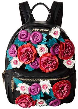 Betsey Johnson Gypsy Rose Backpack Backpack Bags