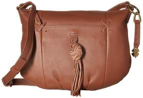 Lucky Brand Carmen Top Zip Crossbody Cross Body Handbags