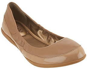 Me Too As Is Leather Ballet Flats - Heart