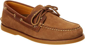 Sperry Men's Gold A/O Camino Leather Boat Shoe