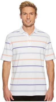Callaway Road Map Stripe Polo Men's Clothing