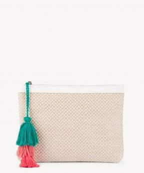 Sole Society Suki Clutch Fabric Pouch