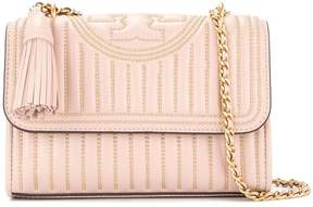 Tory Burch small Fleming studded shoulder bag