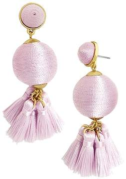 BaubleBar Samba Ball Drop Earrings