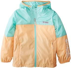 Columbia Kids Terminal Spray Windbreaker Girl's Coat