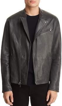 John Varvatos Leather Biker Jacket - 100% Exclusive