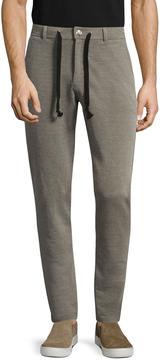 Kinetix Men's Solid Travel Pants