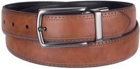 Apt. 9 Men's Reversible Perforated Belt