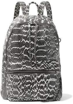 Rick Owens Python Backpack