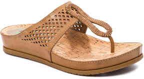 Bare Traps Women's Chinda Flat Sandal