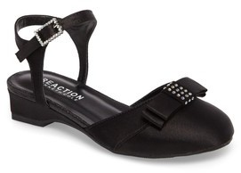 Kenneth Cole New York Girl's Sweet Gem Flat