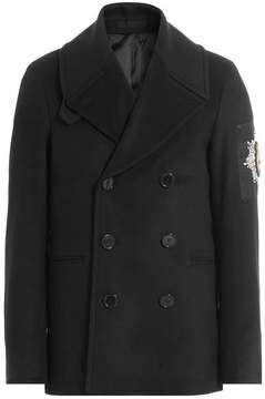 Alexander McQueen Virgin Wool Jacket