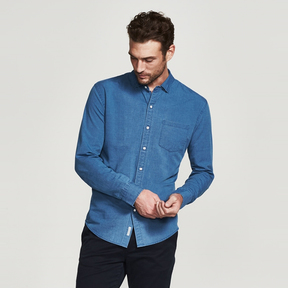 DL1961 the blue shirt shop x BOWERY & BLEECKER SLIM