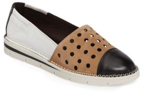 Hispanitas Women's Chica Mixed Finish Slip-On