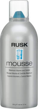 Rusk Mousse Maximum Volume and Control
