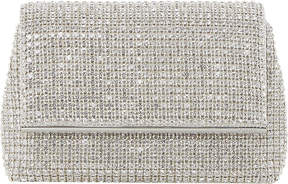 Dune Everlina diamante embellished clutch
