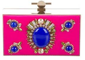 Jason Wu Embellished Karlie Box Clutch