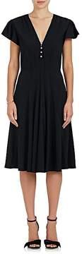Altuzarra Women's Camilla Crepe Flared Dress
