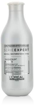 L'Oreal Serie Expert - Silver Magnesium Neutralising Shampoo (For Grey and White Hair)