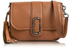 Marc Jacobs Women's Brown Leather Shoulder Bag. - BROWN - STYLE