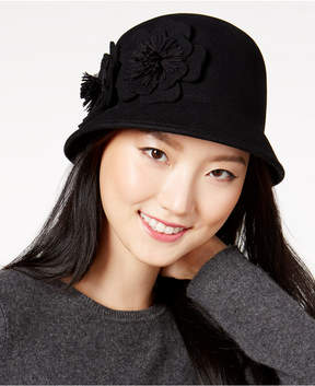 Nine West Flower Cloche
