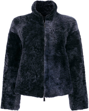 Drome reversible fur jacket