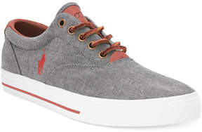 Polo Ralph Lauren Men's Vaughn Lace Sneakers Men's Shoes