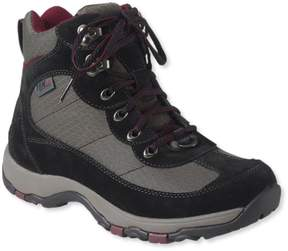 L.L. Bean L.L.Bean Womens Snow Sneakers 3, Mid Lace-Up