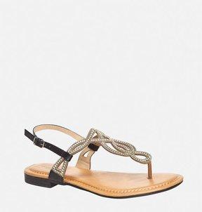 Avenue Savina Swirl Stone Thong Sandal