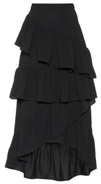 Edit Ruffled A-line skirt