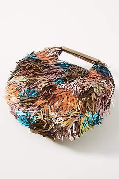 Anthropologie Party Time Clutch